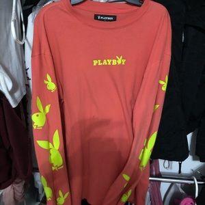 Playboy shirt  (SAME DAY SHIPPED)